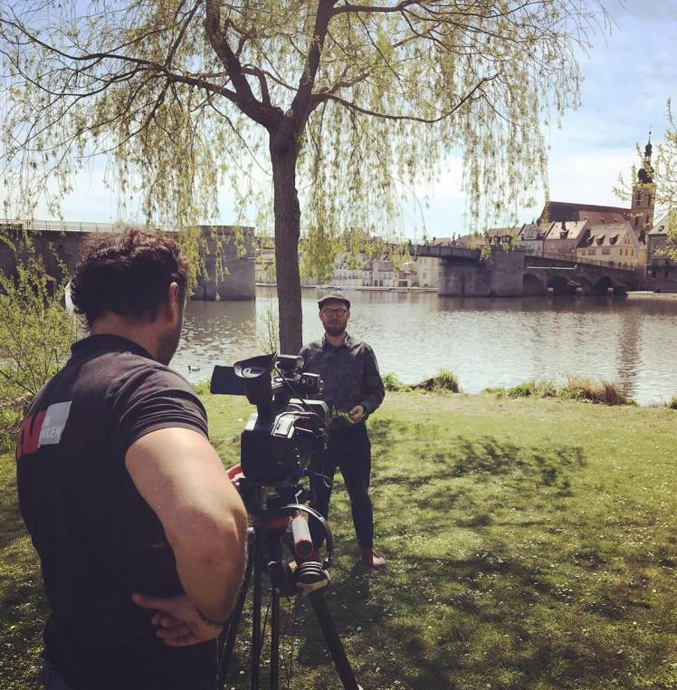ali kamera TV Mainfranken